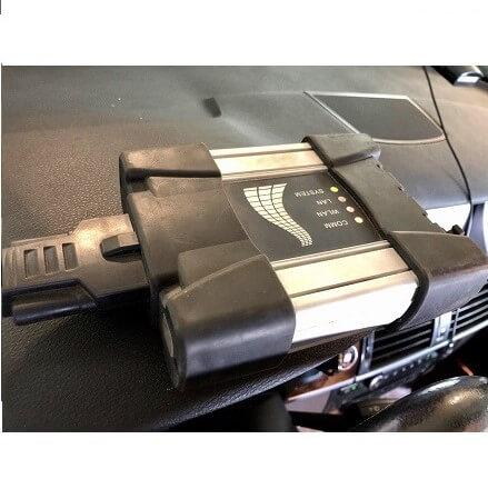 ISTA/D (aka Rheingold) диагностический сканер с дилерским ПО BMW